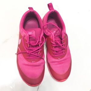 Women's Pink Nike Air Max Thea